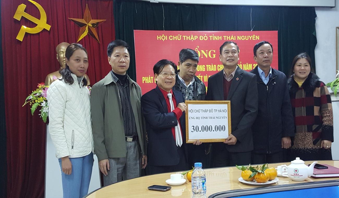 Họp giao ban quý II, Dự án Y tế Việt Nam giai đoạn 2015 - 2016